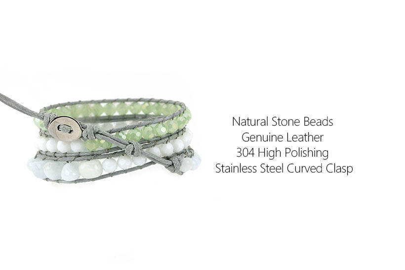 TTT Jewelry Brand crystal handcrafted curved shop fashion bracelets