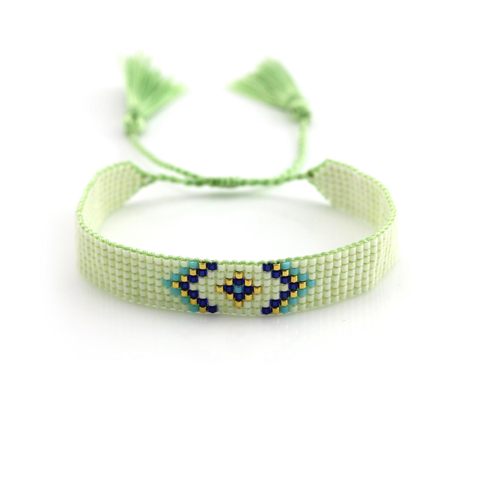 TTT Jewelry Brand clasp bracelet bracelet miyuki miyuki tassel