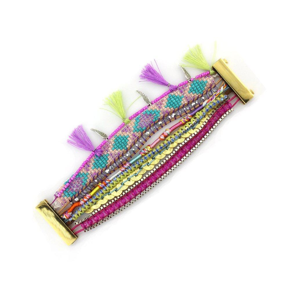 gemstone bracelets stone magnetic bracelet TTT Jewelry Brand