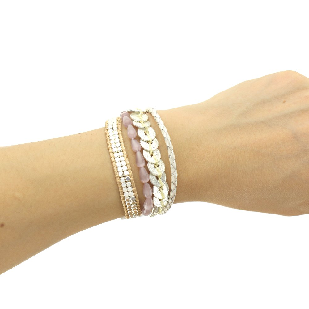 trustworthy fashion bracelets jewelry one-stop services for importer-6