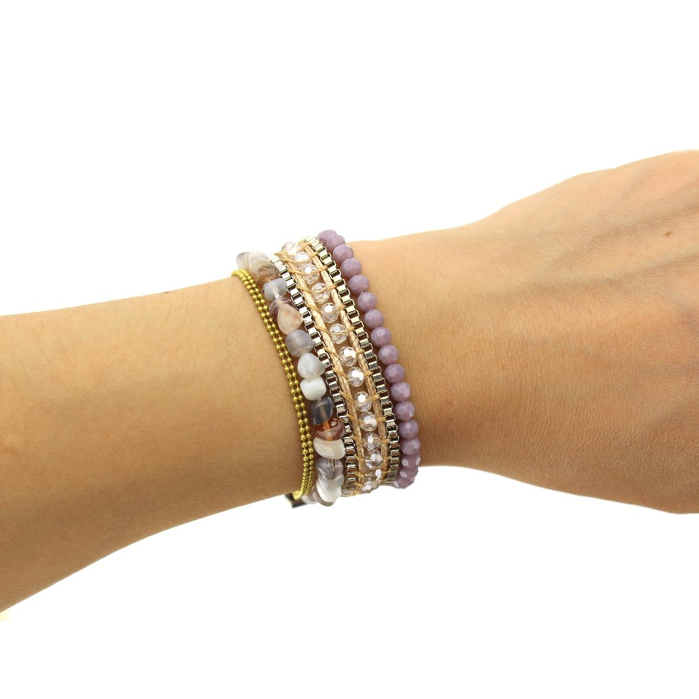 trustworthy fashion bracelets jewelry one-stop services for importer-8