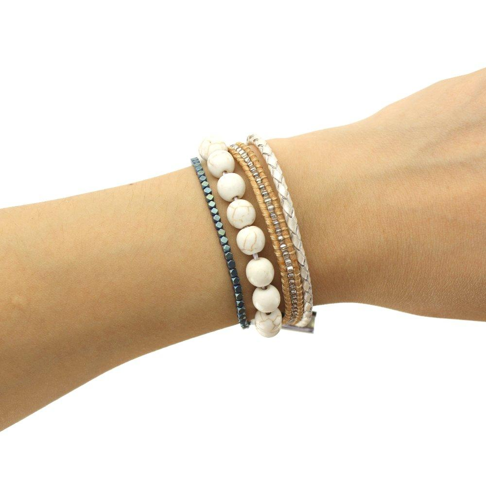 trustworthy fashion bracelets jewelry one-stop services for importer