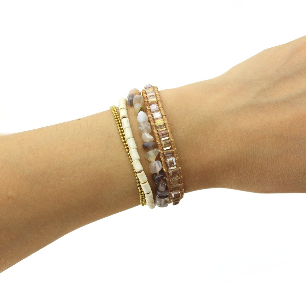 trustworthy fashion bracelets jewelry one-stop services for importer-10