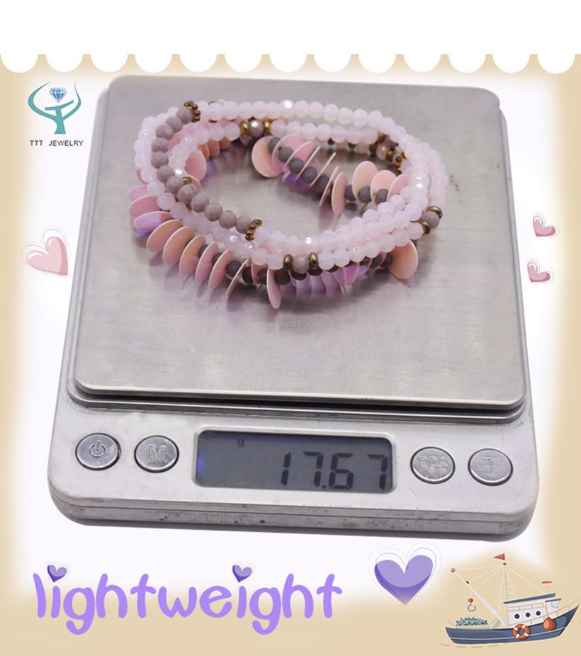 swarovski crystal cuff bracelet handmade bracelet leather genuine Bulk Buy