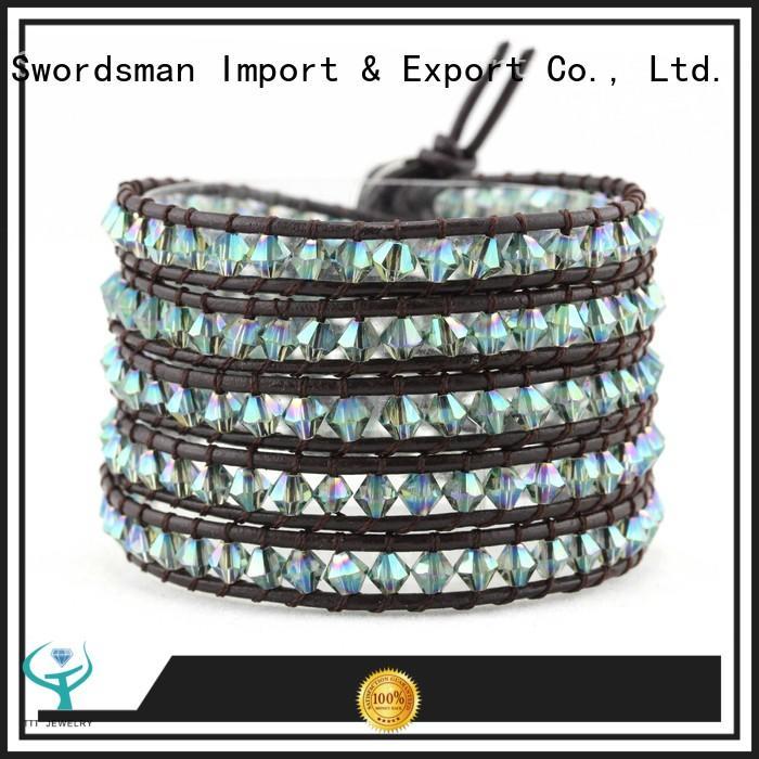 handmade black bracelet womens international market for sale TTT Jewelry