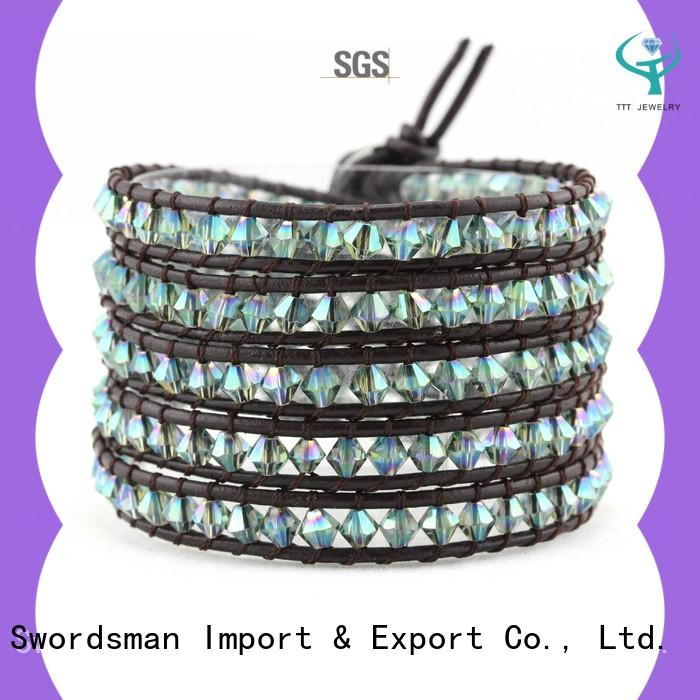 TTT Jewelry highly recommend popular womens bracelets trade partner for distribution
