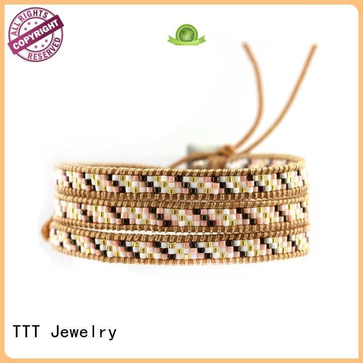 clasp chan luu wrap bracelet bracelet curved TTT Jewelry