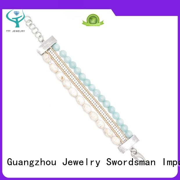 TTT Jewelry professional crystal bracelets chinese manufacturer for distribution