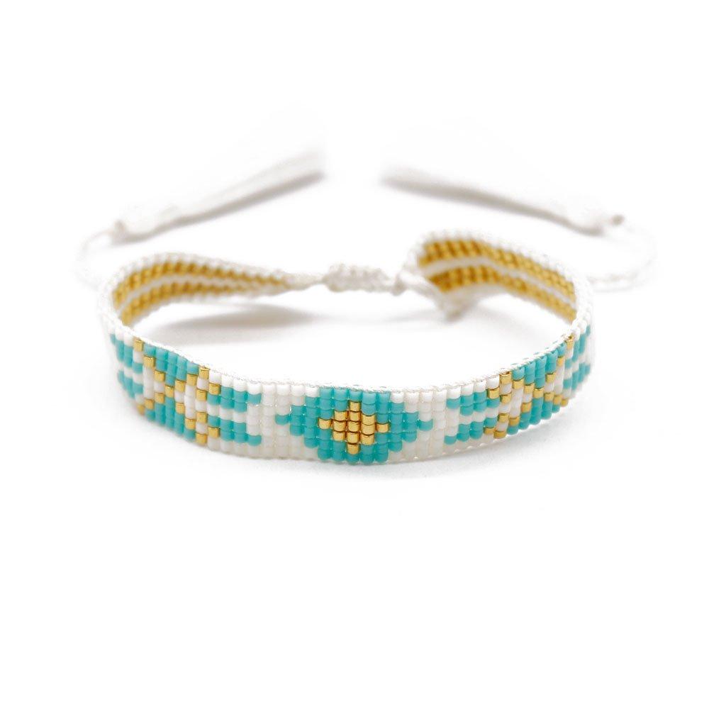 TTT Jewelry Miyuki Seed Beads Handmade Bracelet with Tassel Knot Miyuki Bracelet image29