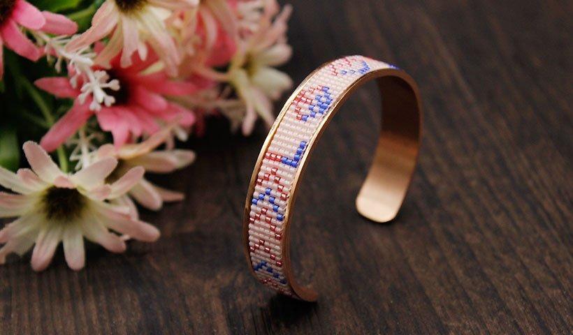 TTT Jewelry custom bracelets for her bangle hollowedout stainless