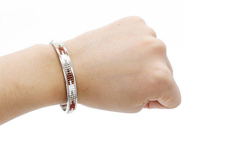 TTT Jewelry custom bracelets for her design beads steel