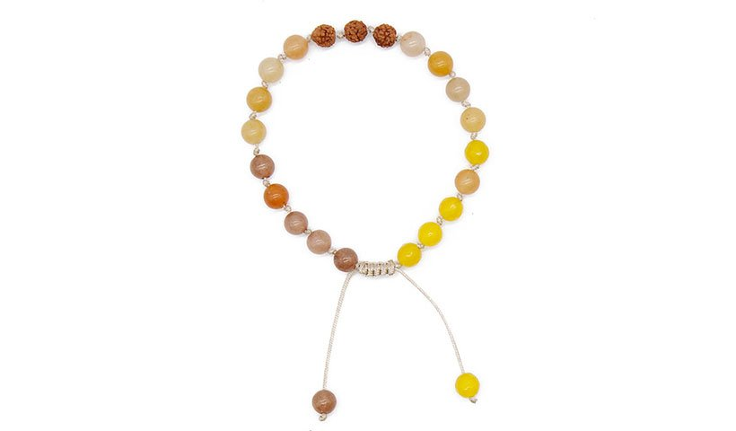 Mala Set Handmade with 6mm Stone Beads