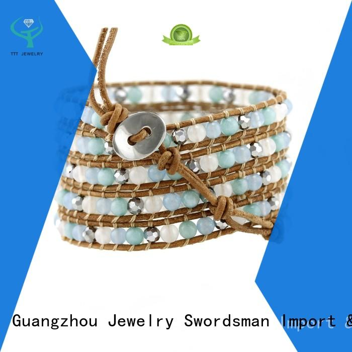 hot sale white wrap bracelet fine international market for distribution