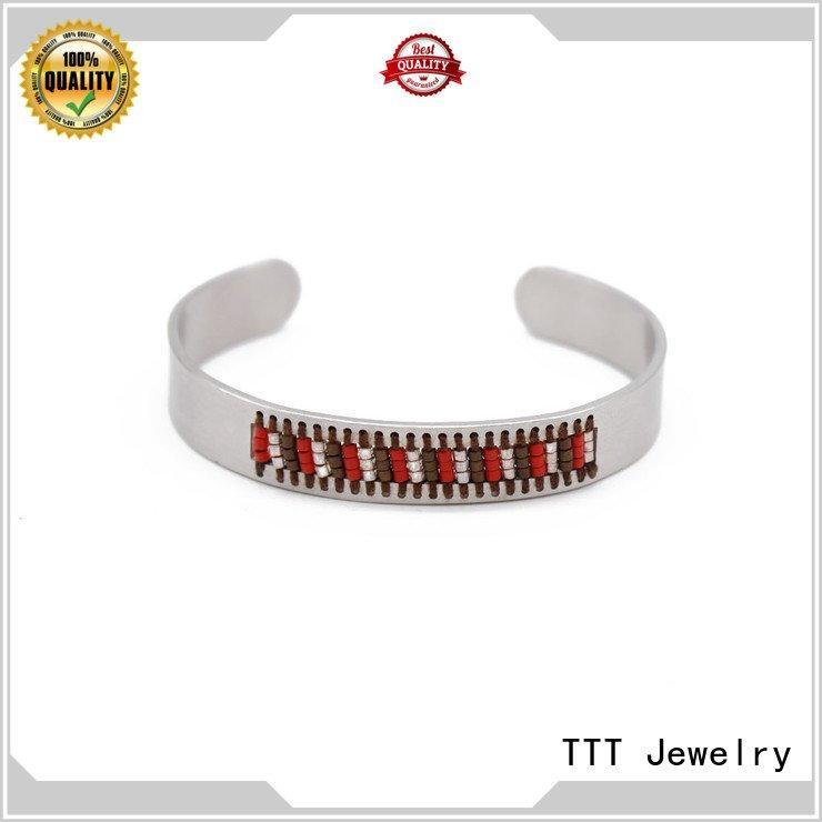 design magnetic tassel TTT Jewelry bracelet miyuki