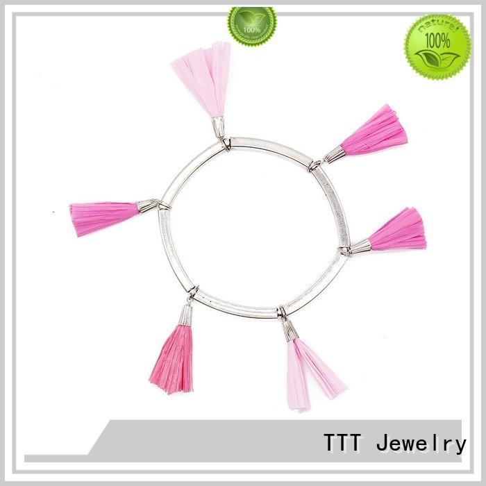 bracelet Custom raffia raffia bracelets handmade TTT Jewelry
