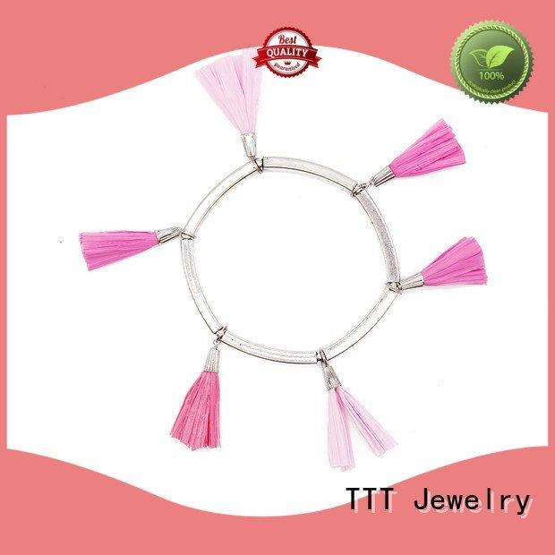 tassel handmade grass bronze TTT Jewelry band bracelets