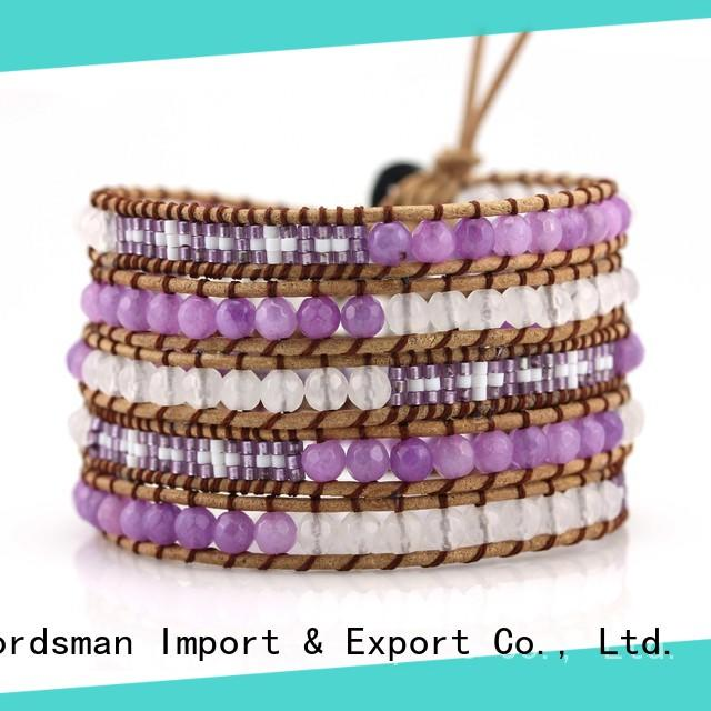 TTT Jewelry highly recommend handmade wrap bracelets natural for sale