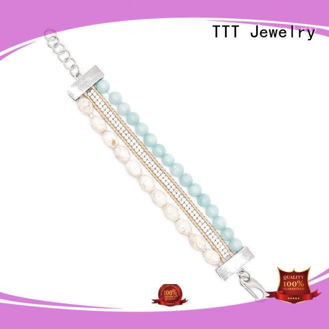 jewelry bracelets boho gold TTT Jewelry Brand