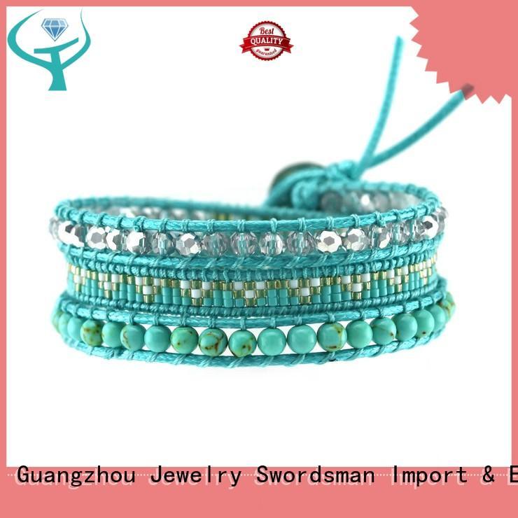 bracelet seed chan luu wrap bracelet miyuki TTT Jewelry company