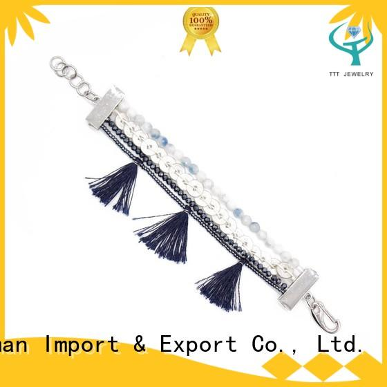 TTT Jewelry reliable trendy bracelets chinese manufacturer for importer