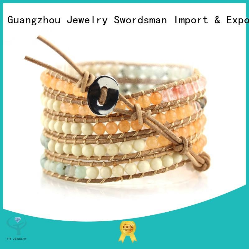 highly recommend white wrap bracelet howlite overseas market for distribution