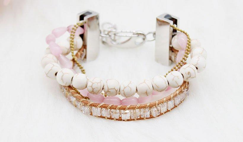 trustworthy fashion bracelets jewelry one-stop services for importer-3