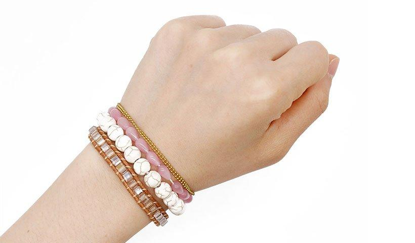 trustworthy fashion bracelets jewelry one-stop services for importer-2