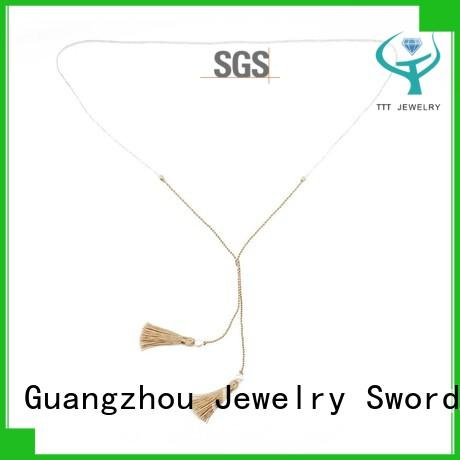 TTT Jewelry professional long necklaces fashion jewelry from China for various occasions