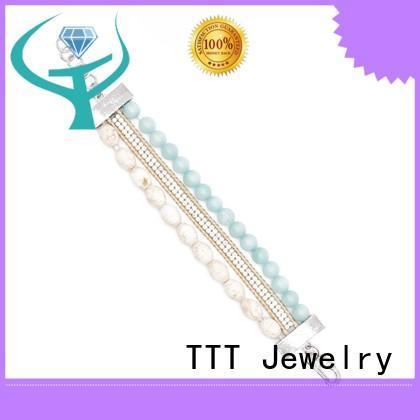 copper beads strands TTT Jewelry Brand jewelry bracelets manufacture