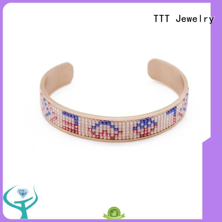 jade hollowedout custom bracelets for her TTT Jewelry manufacture