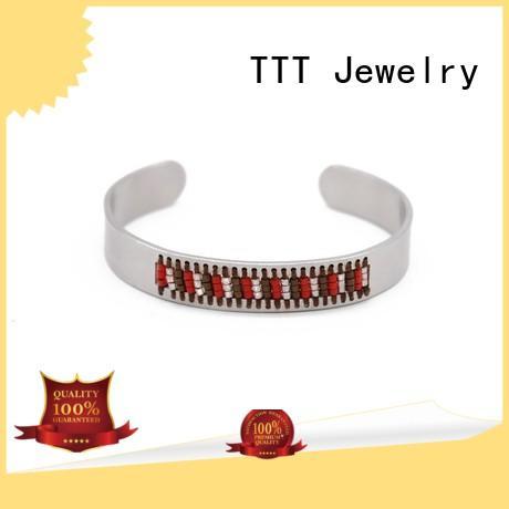 TTT Jewelry Brand handmade bracelet custom bracelets for her tassel