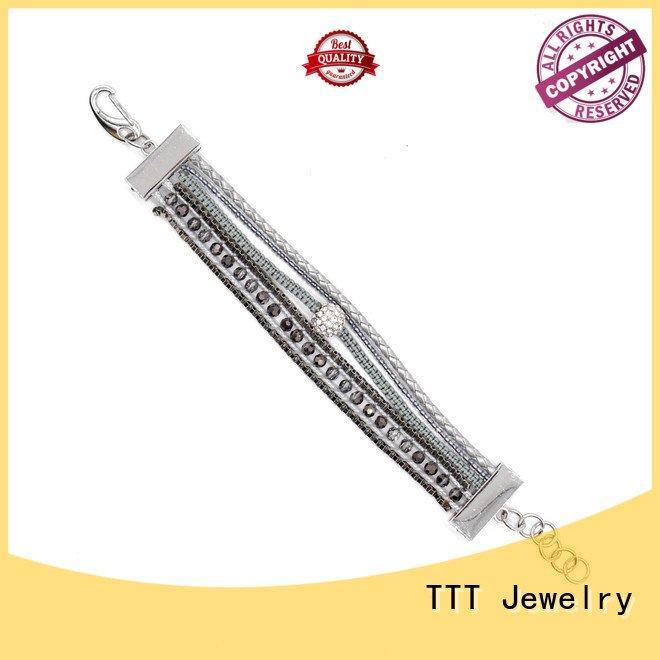 jewelry bracelets clasp TTT Jewelry Brand fashion bracelets