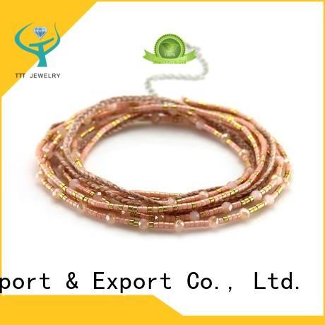 unique design long pendant necklace beads overseas market for distribution