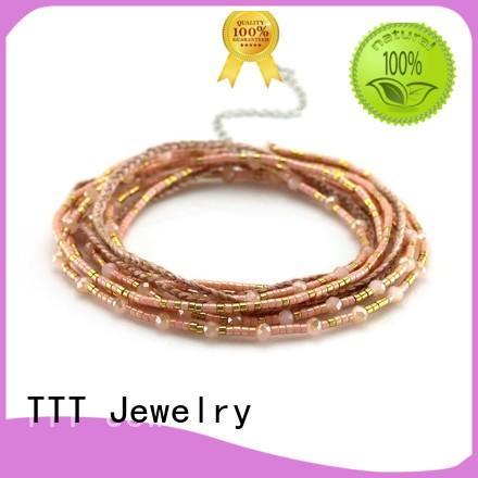 fashion jewelry necklaces strand miyuki necklace TTT Jewelry Brand