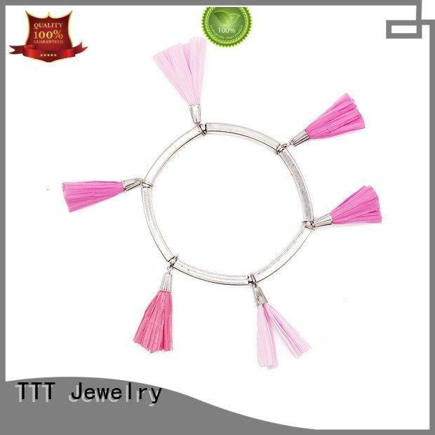 TTT Jewelry Brand bracelet raffia handmade raffia bracelets bronze