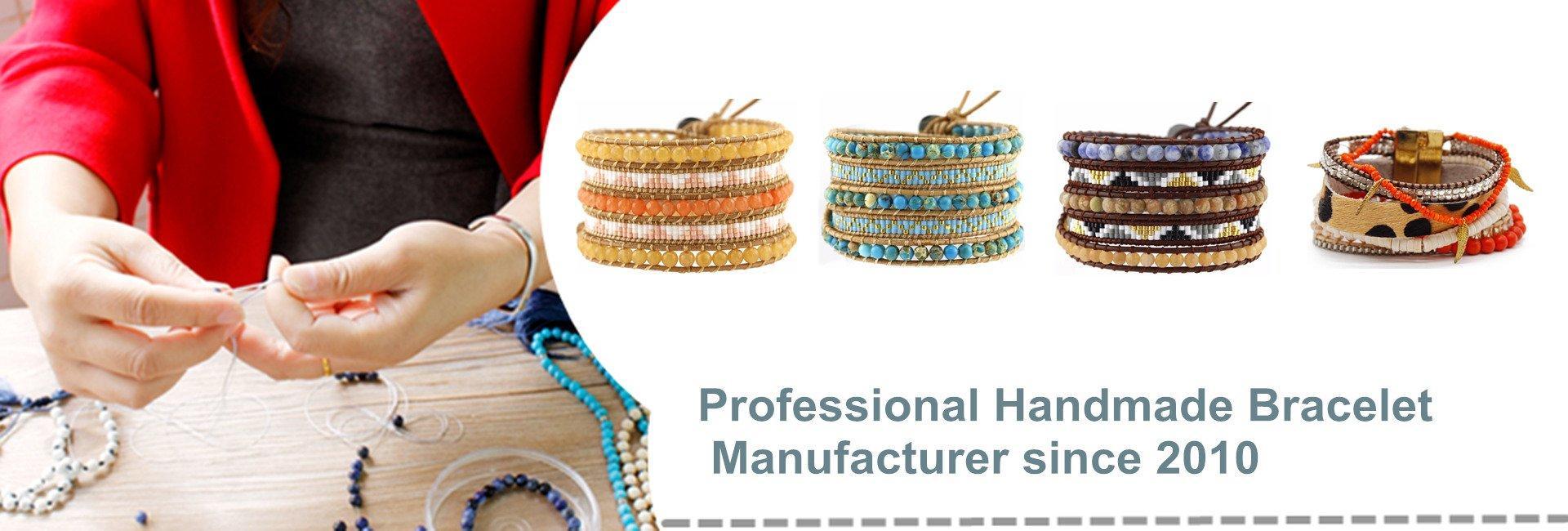 Handmade Bracelet Manufacturer