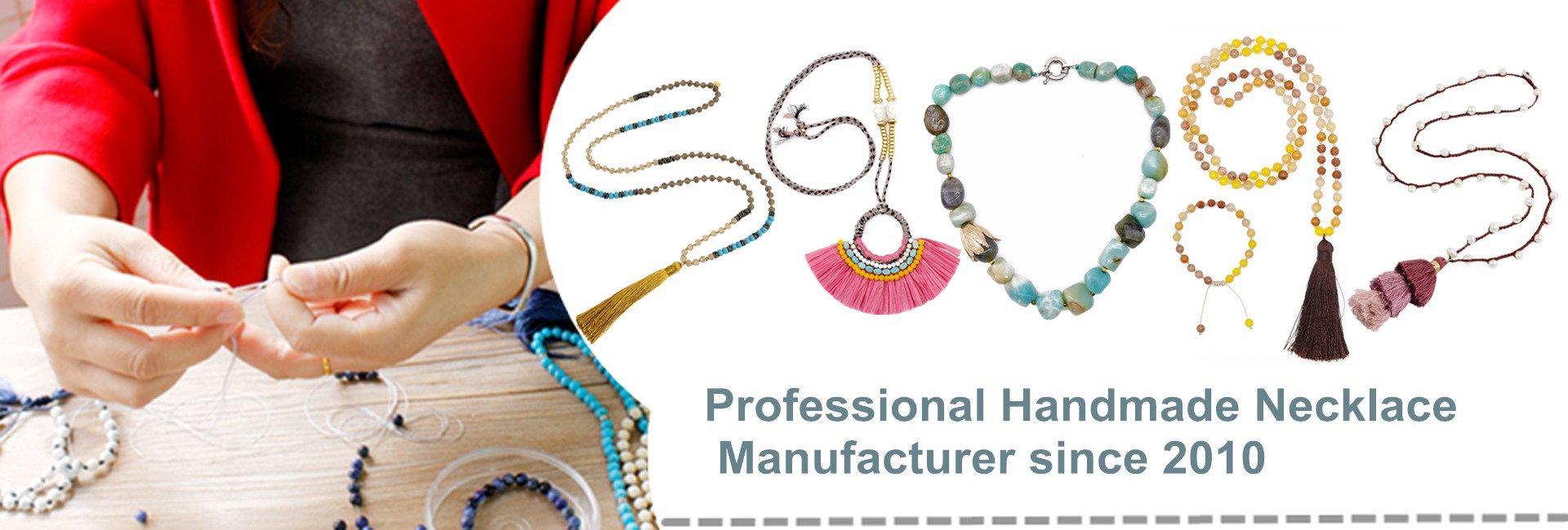 Handmade Necklace Manufacturer