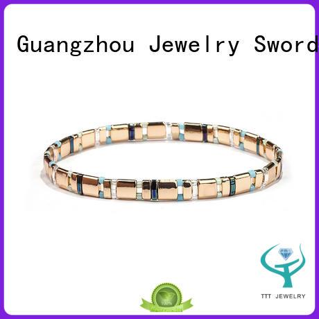 hand made beaded bracelets awarded supplier for sale