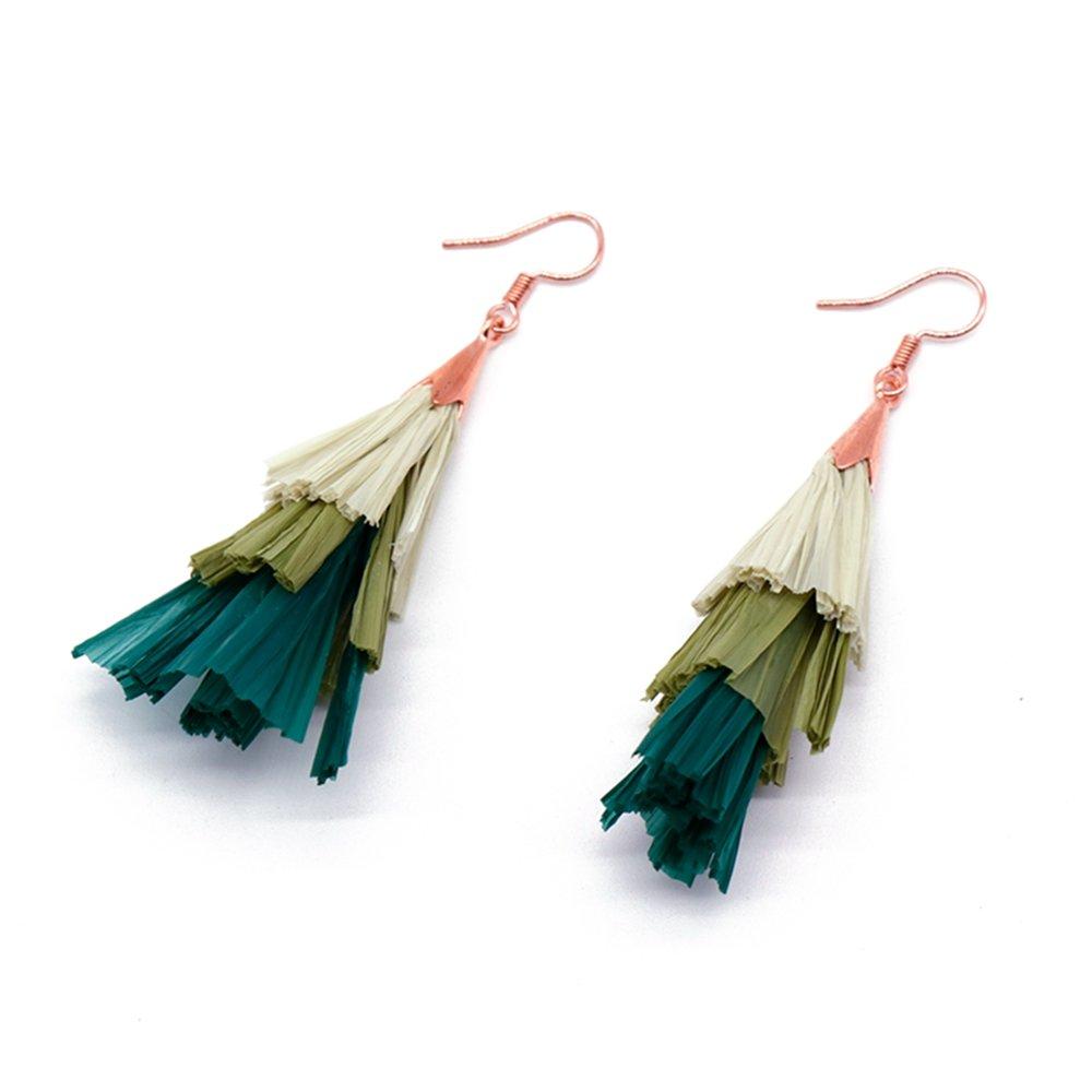 TTT Jewelry piece tassel earrings ebay solution expert for b2b-7