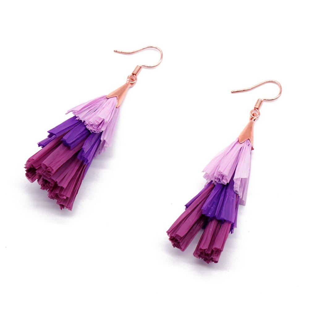 TTT Jewelry piece tassel earrings ebay solution expert for b2b-8