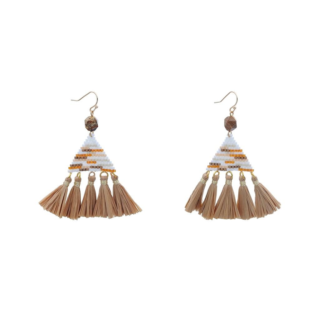 crystal necklace pendant handmade stone pendant necklace TTT Jewelry