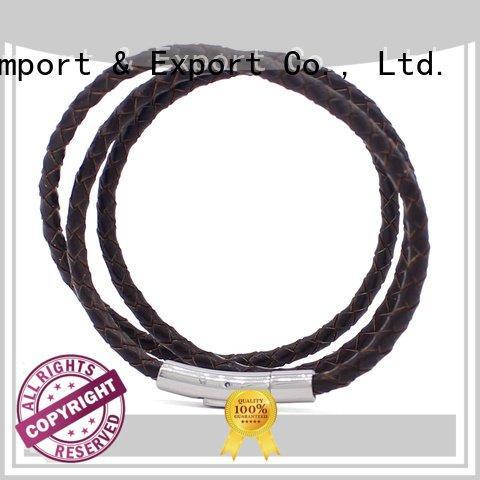bracelet leather bracelets TTT Jewelry leather beaded bracelets