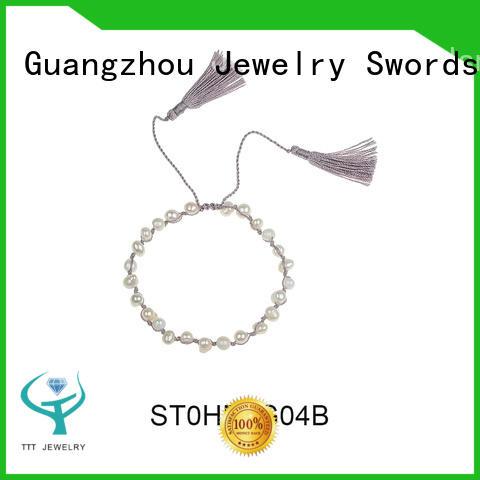 TTT Jewelry bead bracelet manufacturer for sale