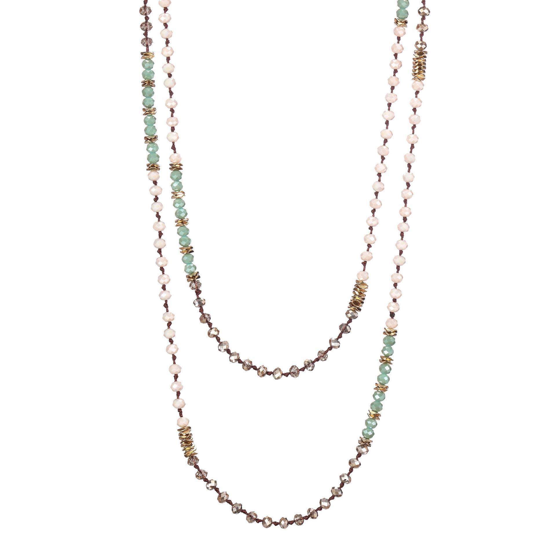 Statement Boho Multi-Layer Handmade Necklace