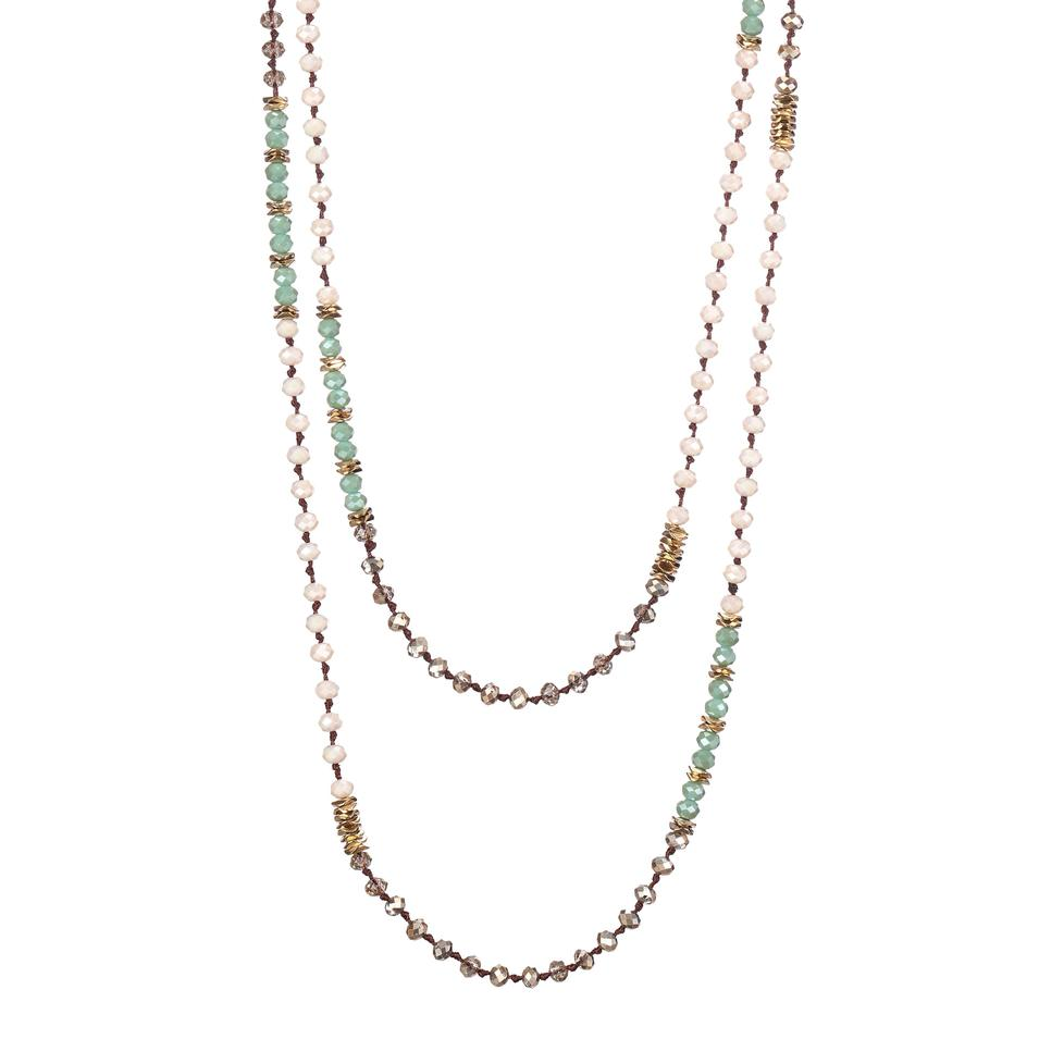 Statement Boho Multi-Layer Handmade Necklace