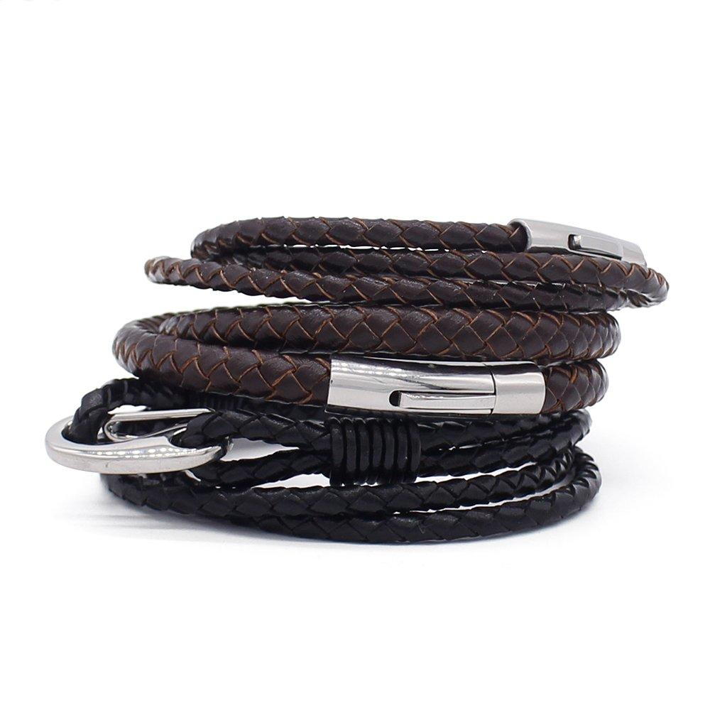 Multi-layer Men Bracelets