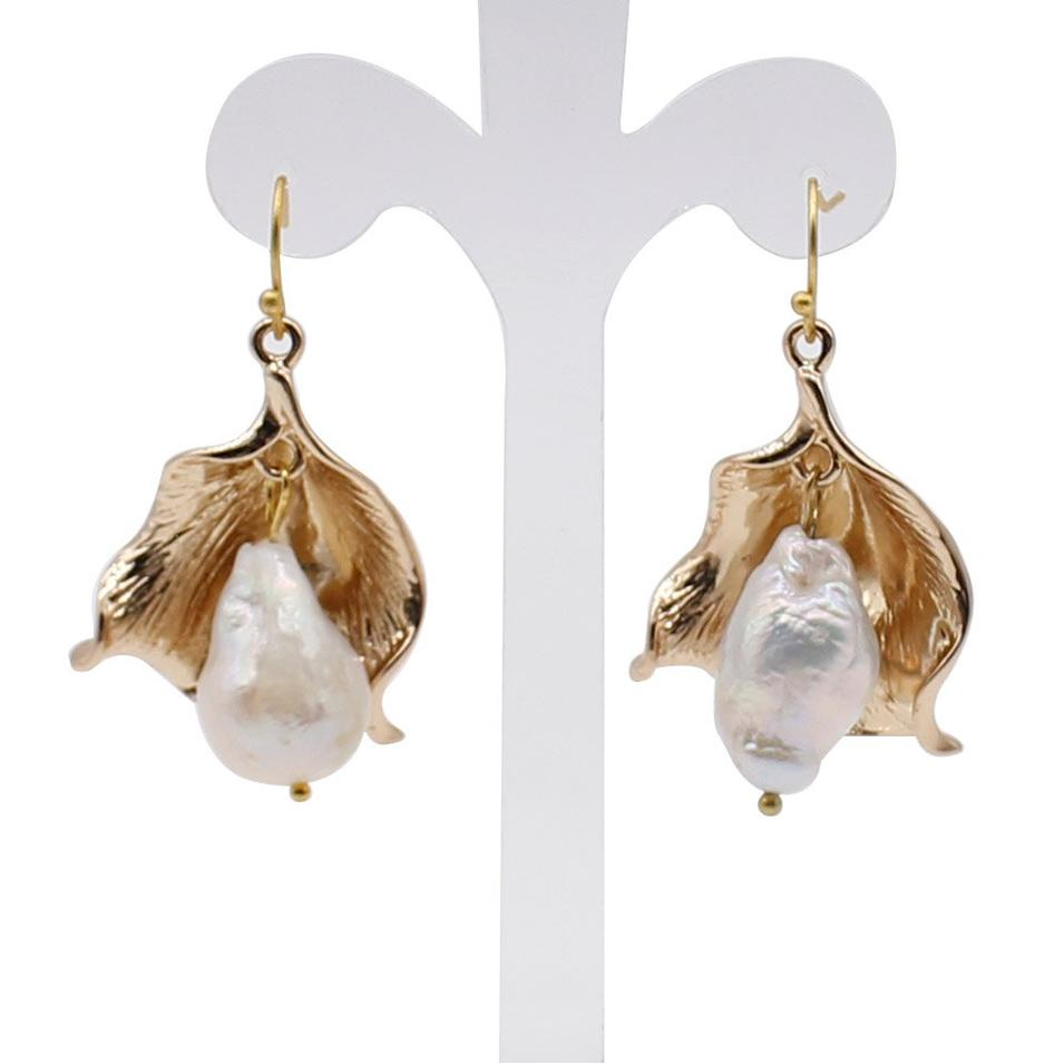 Wholesale Gorgeous Freshwater Pearls Earrings