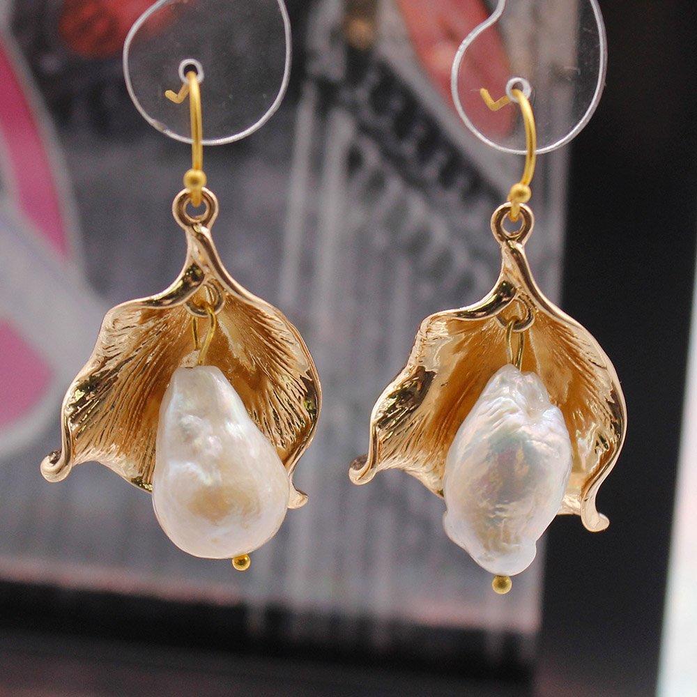 Wholesale Gorgeous Freshwater Pearls Earrings