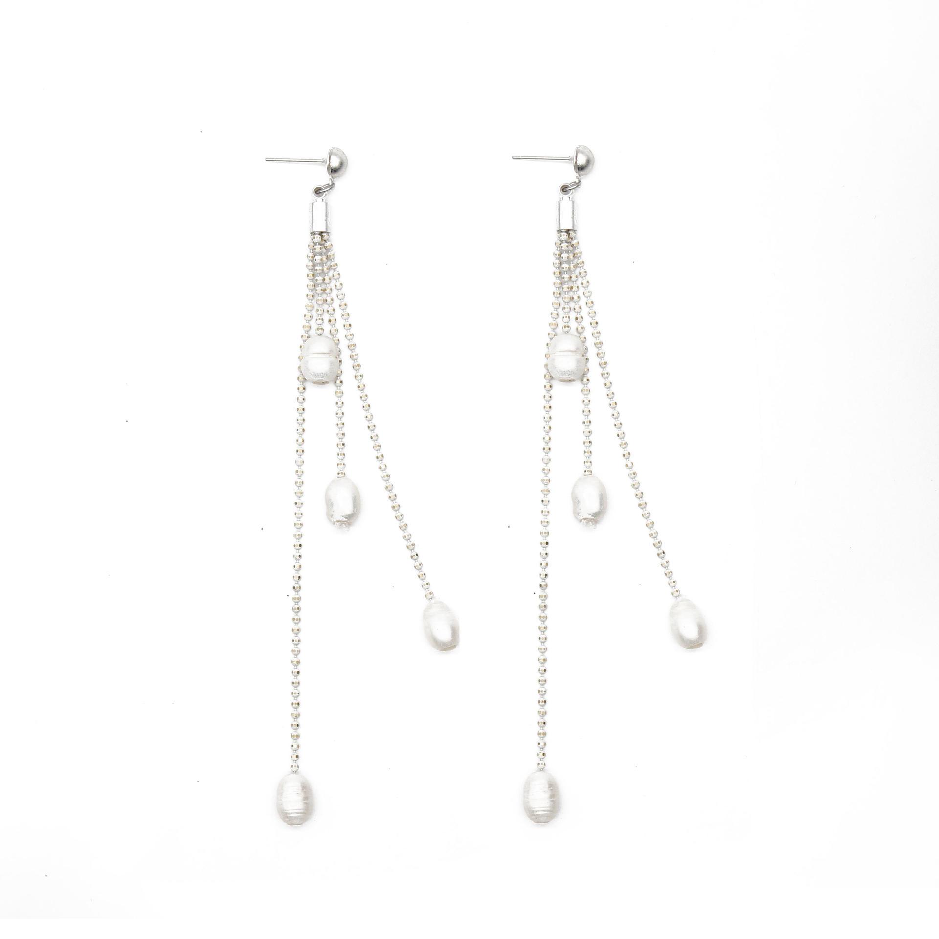 Wholesale pearl pearl earrings TTT Jewelry Brand