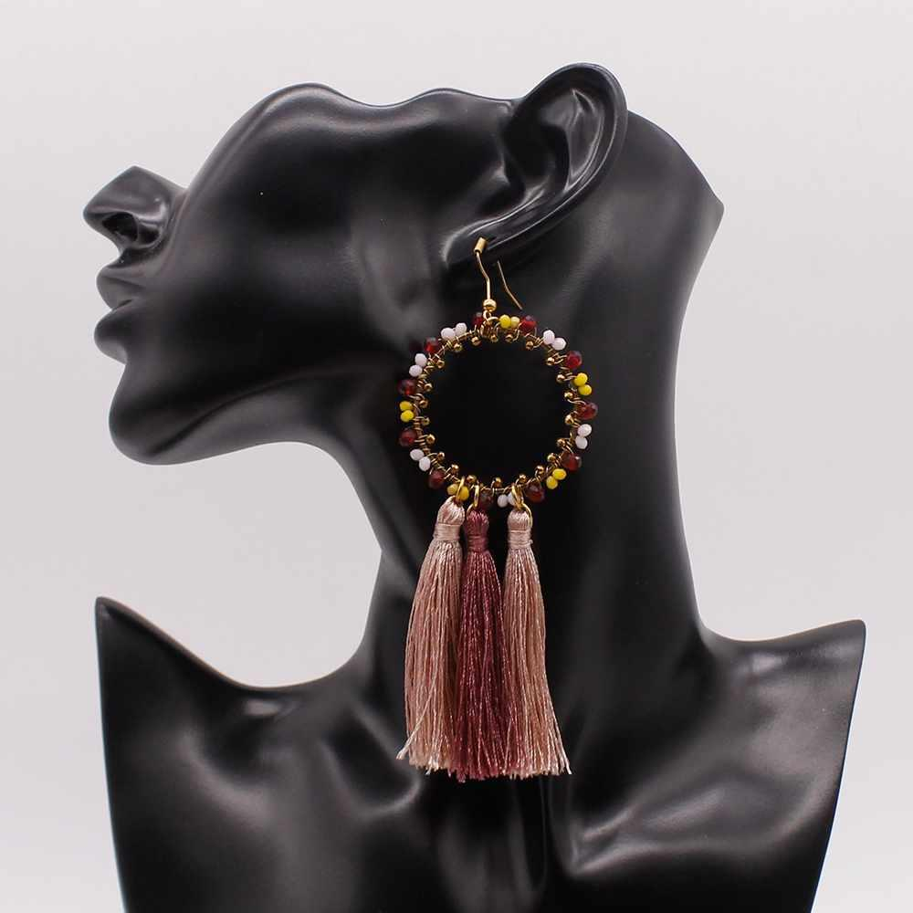 Special Occasion How to Wear the Earrings